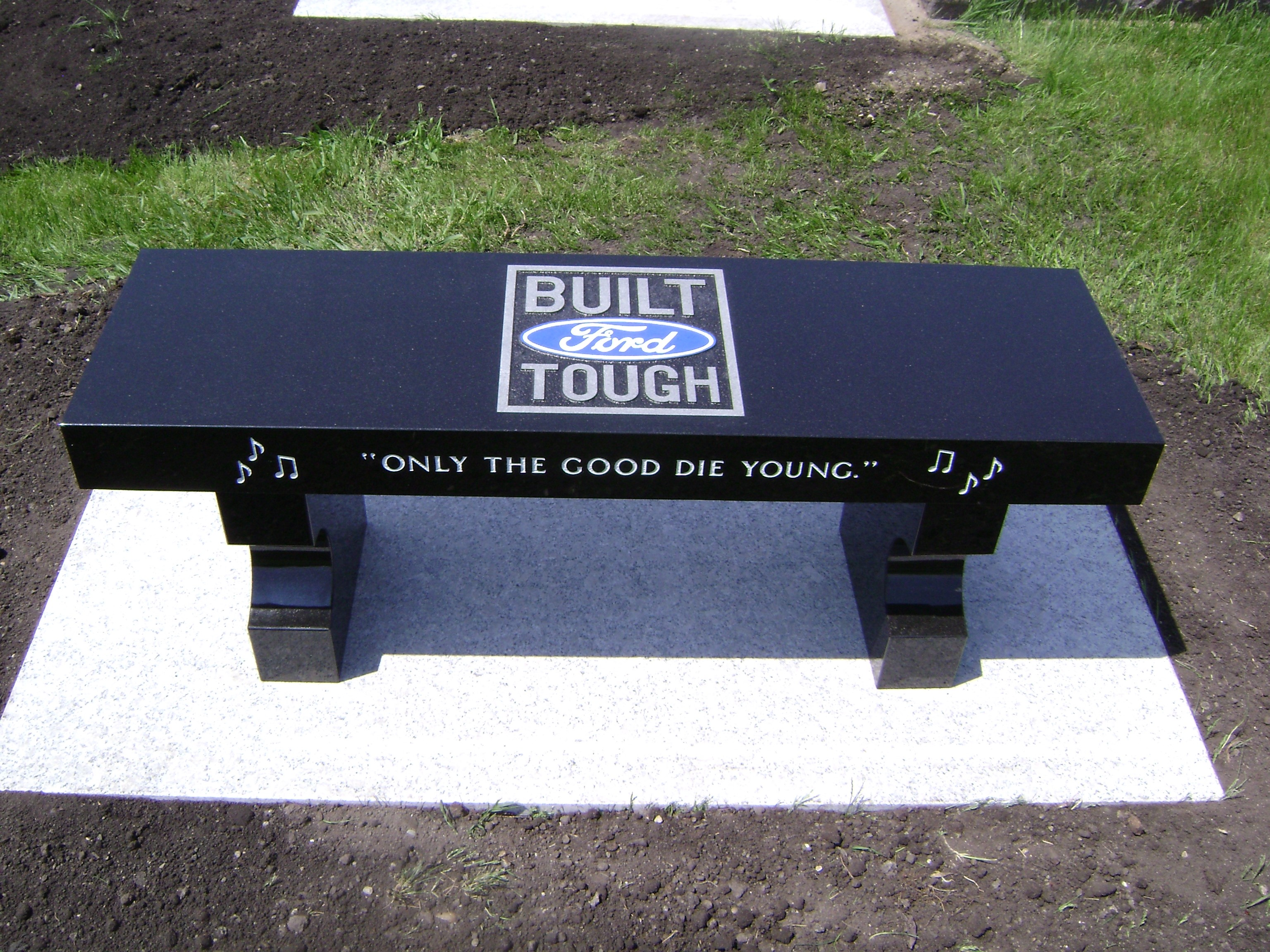 Granite Memorial Bench Manufacturers 100 Benches